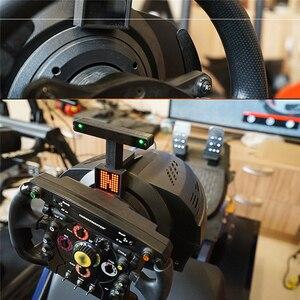 Image 5 - 計ディスプレイ thrustmaster T300 ロジクール G29 G27 fanatec pc のコンピュータゲームレースゲームダッシュボードメーター表示 led ライト