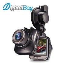 Digitalboy novatek 96650 viruta del coche dvr full hd 1080 p dash cam videocámara del coche de la cámara del registrador del coche de vídeo h.264