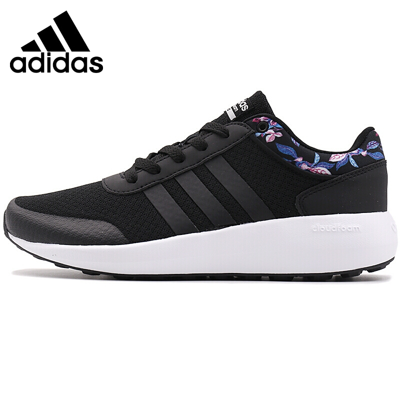 huge selection of 37e00 fae92 ... coupon for original new arrival 2017 adidas neo label cloudfoam race  womens skateboarding shoes sneakers in