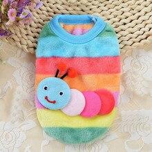 Warm Knit Coat Clothe