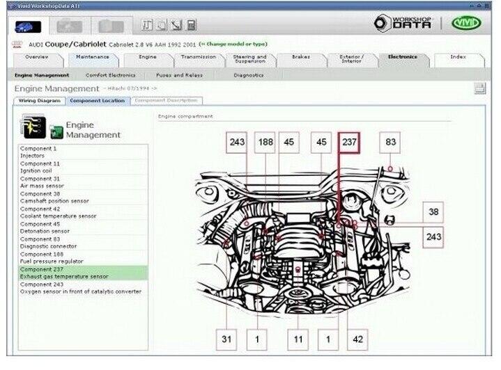 2019 melhor auto repair software Oficina Vivid 10.20 nova versão Oficina Vivid v10.2 Dados ATI Release 2010 em CD ou envie o link