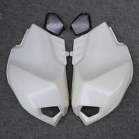 Неокрашенный левый правый боковой обтекатель крышки бака подходит для Ducati Monster 696 796 1100