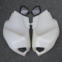 Unpainted Left Right Side Tank Cover Fairing Fit For Ducati Monster 696 796 1100