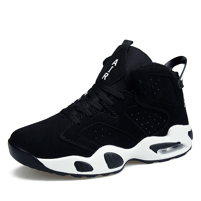 Basketball-Shoes Sneakers Outdoor Teenager Girls Boys Kids Child Unisex for Air-Sole