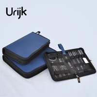 Urijk M L Handset Tool Bag Precision Glasses Instruments Repairing Hand Tool Multifunction Screwdriver Pliers Scissors
