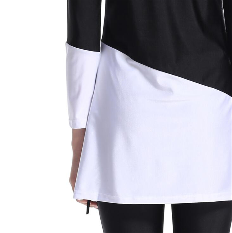New Muslim Swimsuit Black Sunscreen Middle Eastern Islamic Ladies' Swimwear Modest Swimwear Muslim Swimming Clothes