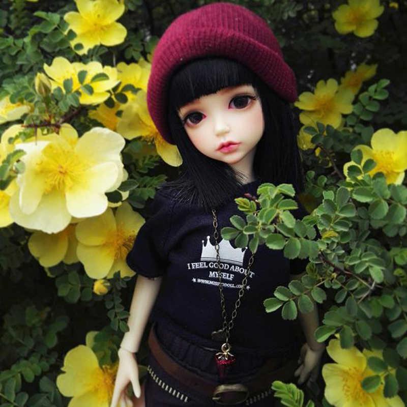 1/6 BJD кукла BJD/SD модная милая кукла Lonnie из смолы для маленькой девочки подарок на день рождения Бесплатная доставка