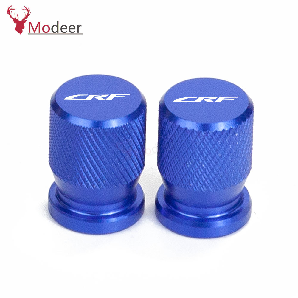NEW LOGO CRF Motorcycle Accessories Wheel Tire Valve caps CNC Aluminum Airtight cover For HONDA CRF250L CRF250M CRF 250 L MNEW LOGO CRF Motorcycle Accessories Wheel Tire Valve caps CNC Aluminum Airtight cover For HONDA CRF250L CRF250M CRF 250 L M