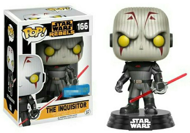 Funko Pop! Star Wars Action Figure – The Inquisitor
