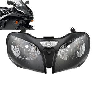 Image 1 - دراجة نارية الجبهة العلوي مجموعة مصابيح لكاواساكي ZZR600 05 08 ZX9R 00 03 النينجا ZX 6R 00 02