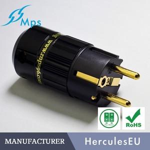 Image 2 - Геркулес ЕС, Hi Fi, ЕС, шнур питания переменного тока, разъем адаптера, 24 к, позолоченный женский разъем питания, усилитель 15а разъем