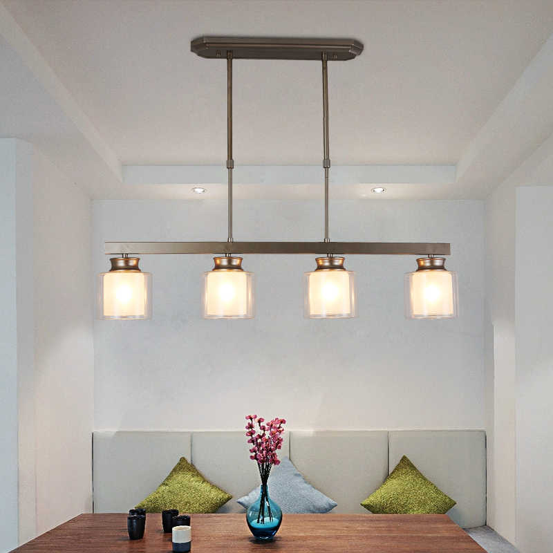 Light Modern Clear Gl Pendant