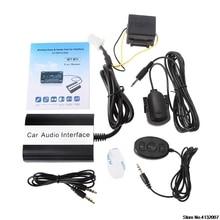 Kit per Auto Bluetooth MP3 Aux Adattatore di Interfaccia per Scion di Toyota Lexus 2003 2011