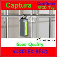 Confidex captura uhf rfid 태그 860-960 mhz 915 m epc c1g2 ISO18000-6C 보안 유용성에 전례없는 수준