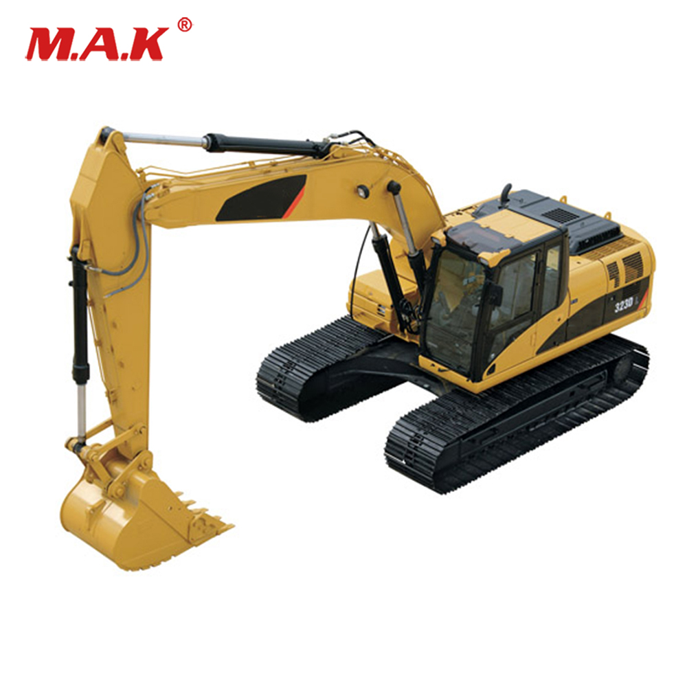 Collection Diecast 55215 323D L Hydraulic Excavator Diecast Car Model Toys Engineering Vehicles Model стоимость