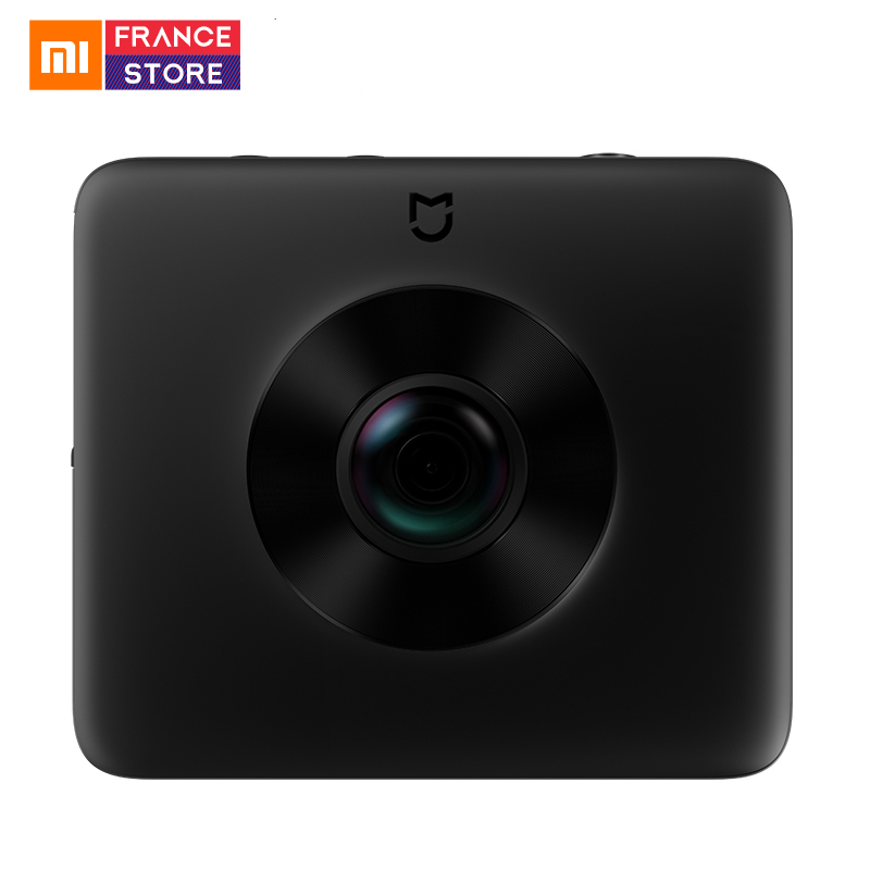 Xiao mi mi jia mi Sphere 360 degrés caméra panoramique mi c caméra Sport action caméra Ambarella A12 3.5 K enregistrement vidéo 23.88MP capteur