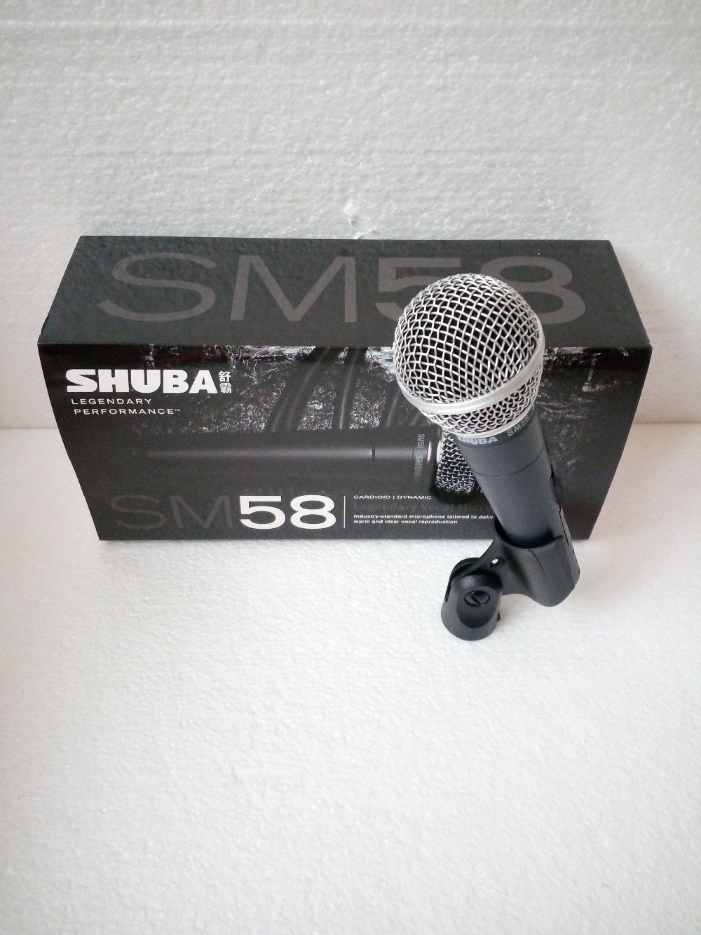NEW BRAND SHUBA sm58S High Quality Wired microphones Handheld Karaoke Microphone