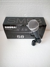 NEW  BRAND SHUBA  sm58S High-Quality! Wired microphones Handheld Karaoke Microphone