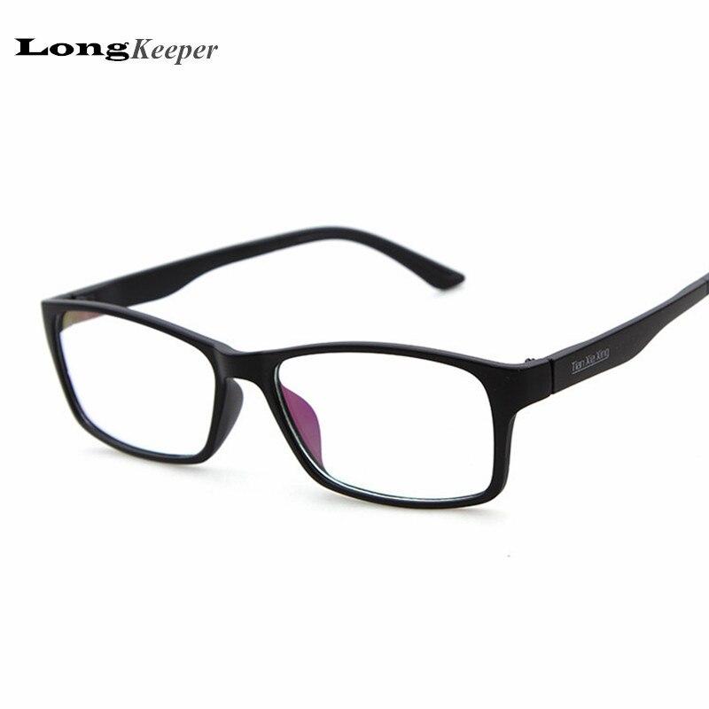 Ladies Black Frame Glasses : Super Light Square Glasses Frame for Women Men Clear Lens ...