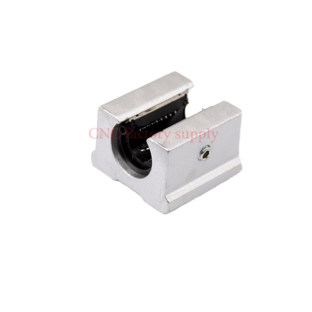 Hot sale 1pc SBR16UU 16mm Linear Ball Bearing Block CNC Router SBR16 hot sale mini router cnc fast speed