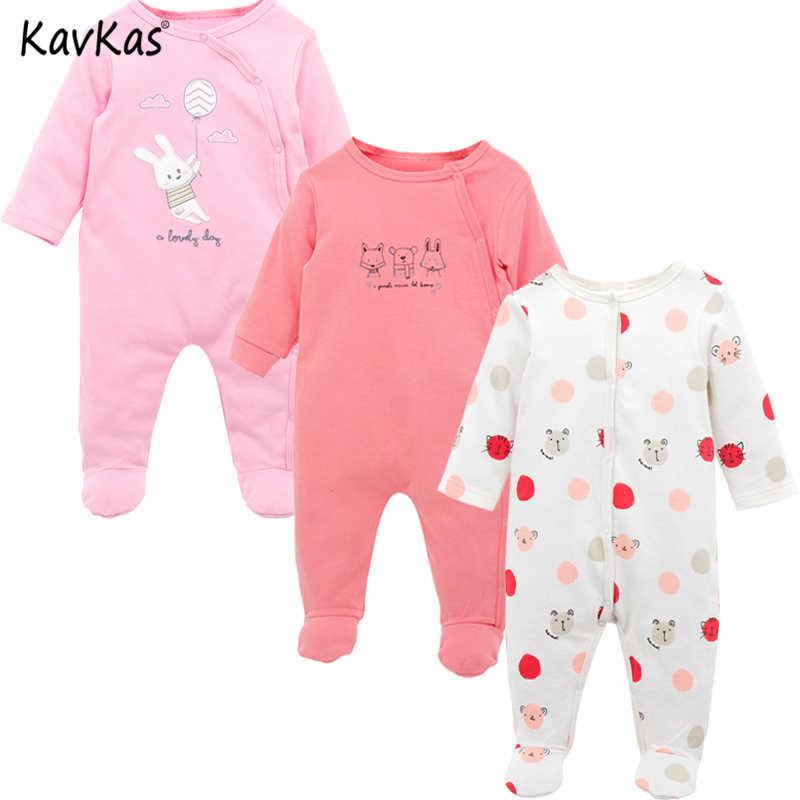c68ce759762 2018 Baby Girl Autumn Footies Newborn Clothes Baby Girl Ropa Bebe Recien  Nacido Baby Girl Footies