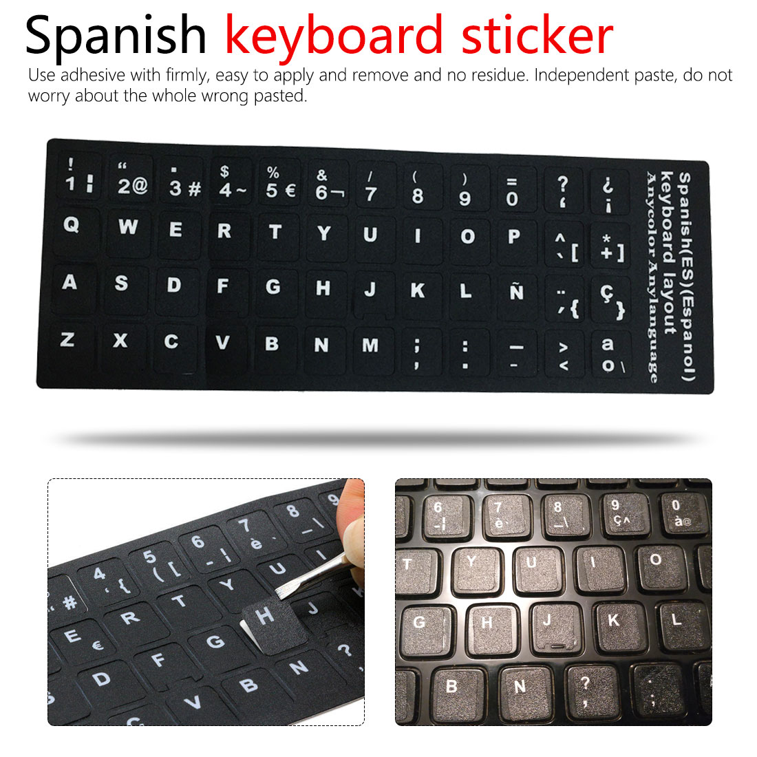 Buy 2 PCS Removable Silicone Laptop Keyboard Skin Cover for HP 15.6 BF  Keyboard Cover Waterproof Laptop Keyboard Protective Film in the online  store PZWG Tech Store at a price of 2.61