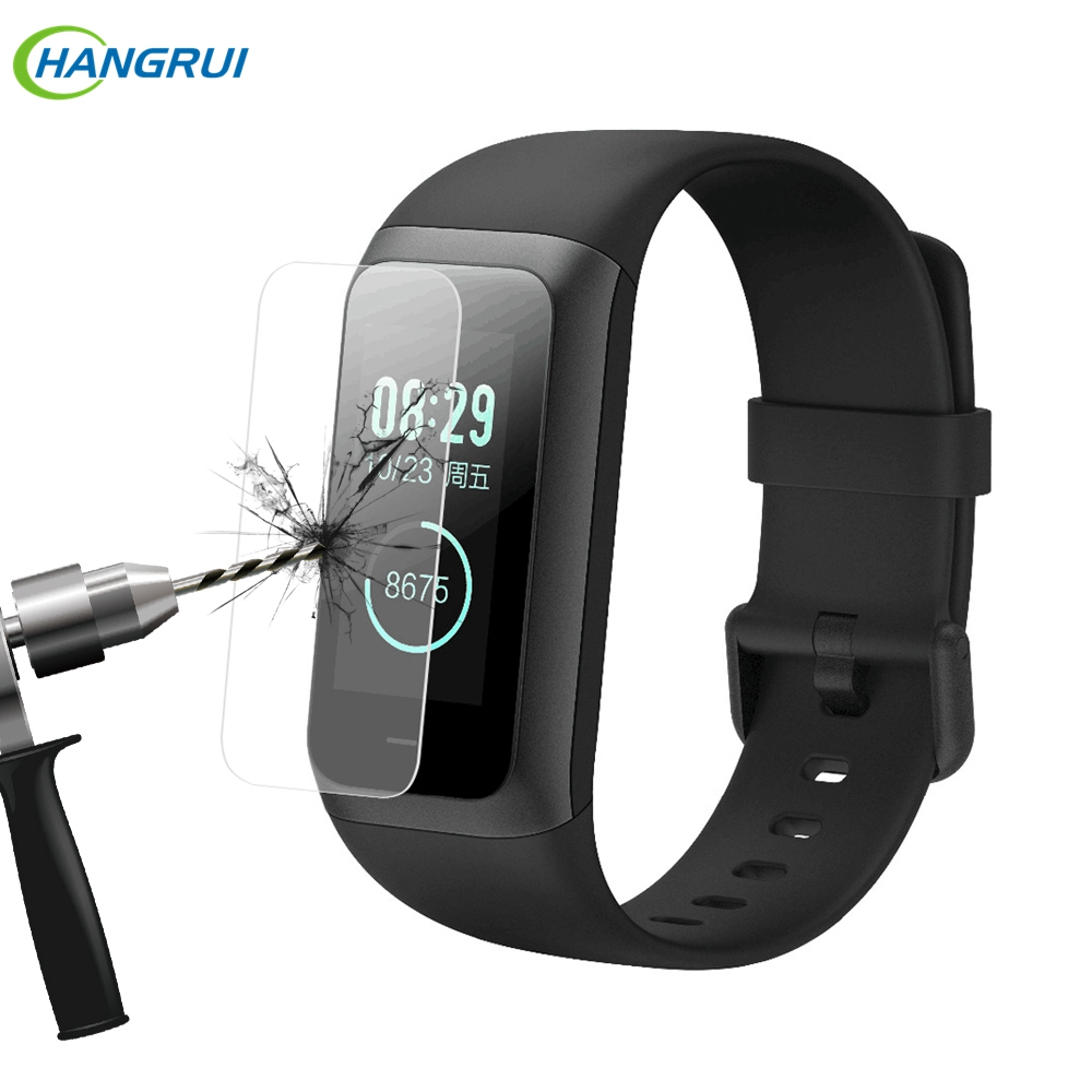 Screen-Protector Smart-Band Xiaomi Amazfit Cor Protective-Film Ips-Cover 2PCS for Huami