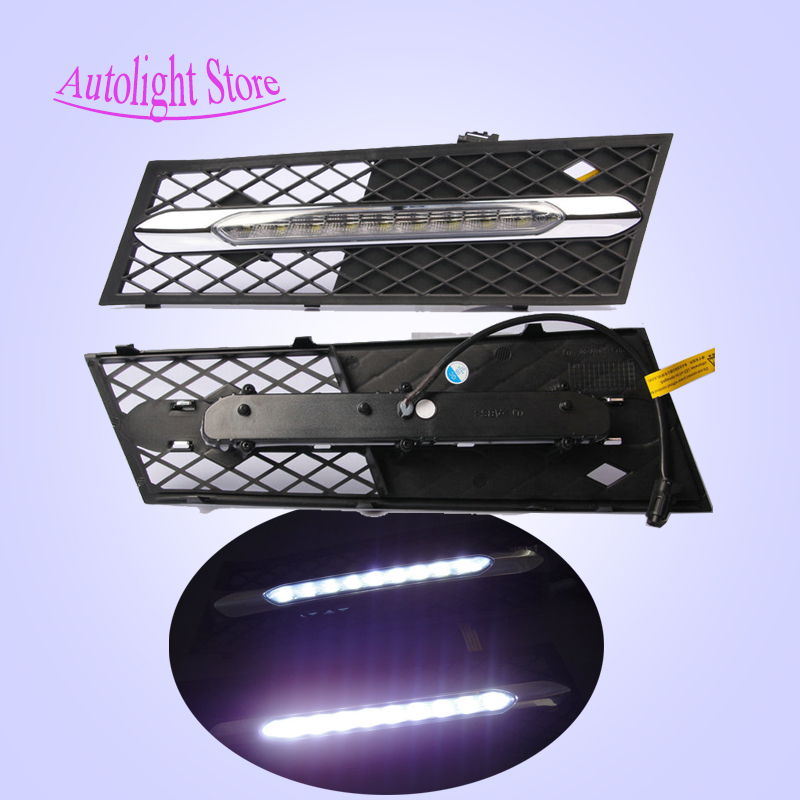 Fit For 5 Series DRL Car Lamp,led Daytime Running Lights