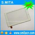 7 pulgadas Táctil de la Tableta Táctil Digitalizador ACE-CG7.0A-306 ACE-CG7.0B-306-PEK Original Tablets PC Asamblea Sensor de Cristal Blanco