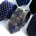 Korean version  narrow necktie Mens Polyester Silk Tie Necktie stripe fashion gravata stropdas ascot floral ties