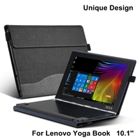 Creative Design Tablet Laptop Cover For 10 1 Lenovo Yoga Book Sleeve Case PU Leather Skin