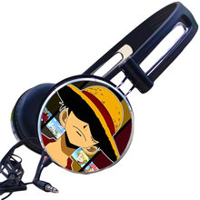 One Piece Monkey D Luffy Headphone Gaming Headset