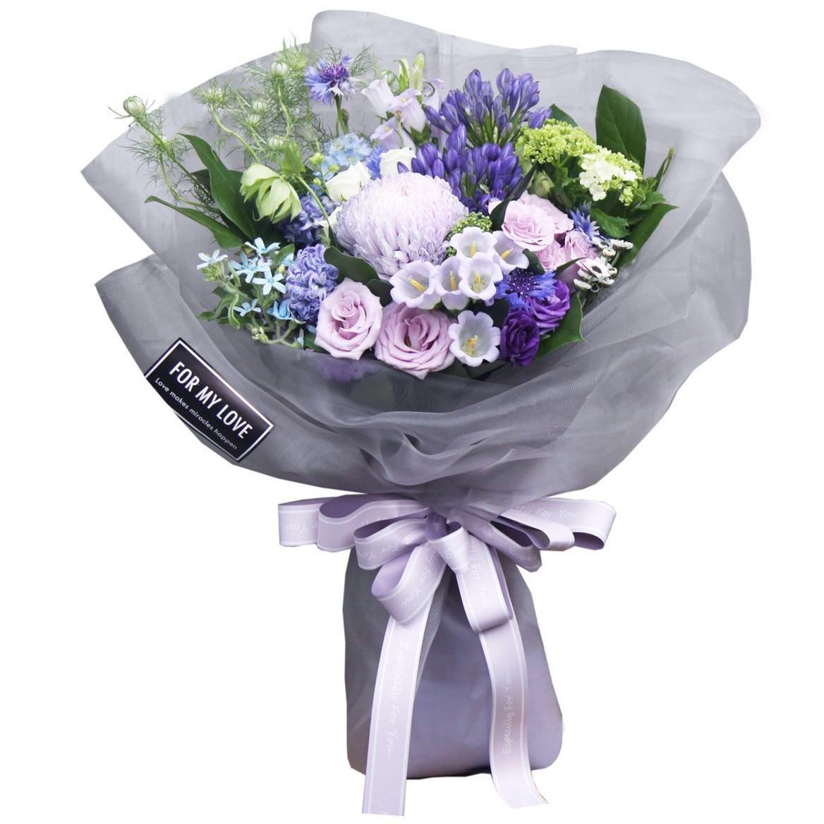 Korean Flowers Wrapping Paper Florist Bouquet Packing Gauze Flower