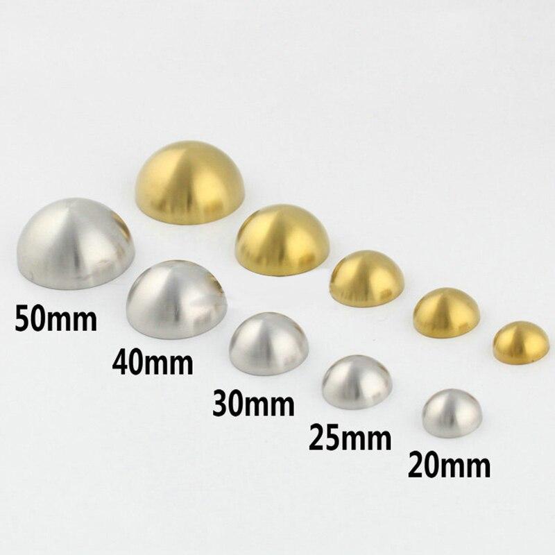 8 шт полукруглые фиксированные гвозди для рекламы стеклянные
