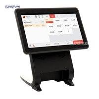 12.5 дюймов Сенсорный экран Android Планшеты PC кассовые pos Системы с Программы для компьютера Планшеты pos с принтера USB S13 ЖК мониторы
