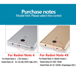 Image 2 - 5D Tempered Glass For Xiaomi Redmi Note 4X Note 4 Glass Screen Protector Full Glue Cover Flim For Xiaomi Redmi 4X Glass Global