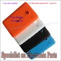 100% Оригинал Новый Телефон Корпус Дверь Крышка Батарейного Отсека Чехол для Microsoft Lumia 640 XL Задняя Крышка Защитные Силы + Боковые Кнопки