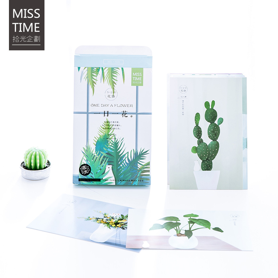 Aliexpress.com : Buy 30sheets/LOT One Day A Flower
