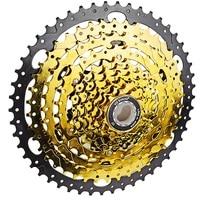 Vg Sports Mtb 10 Speed 11 50T Bicycle Freewheel Cassette 10S Sprockets Bike Mountain Bike 50T Free Wheel Parts 594G 11 50T