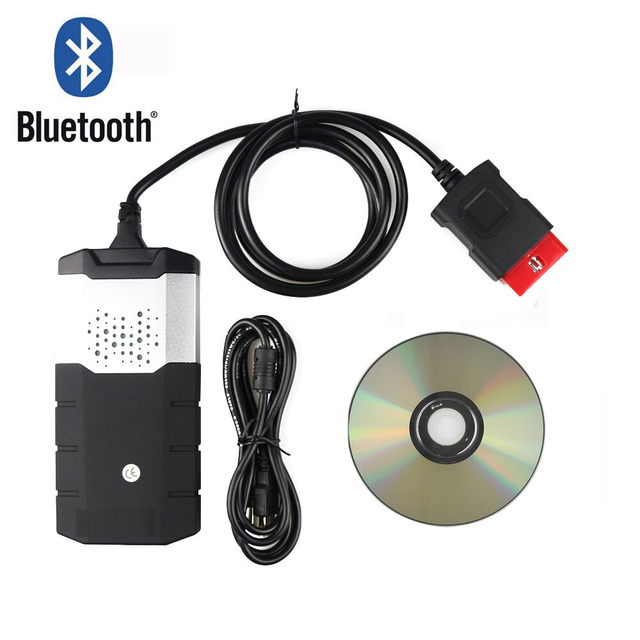 US $51 3 10% OFF|single board one PCB TCS CDP pro plus new vci for delphi  ds150e 201503R3 keygen bluetooth obd obd2 scanner car diagnostic tool-in  Air