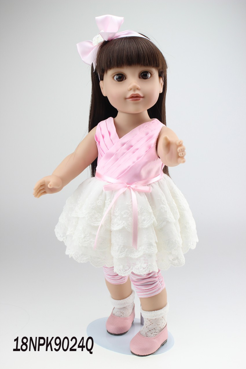 hot selling 2015NEW wholesale Americcn girl doll same as american girl doll chilren toys and gifts