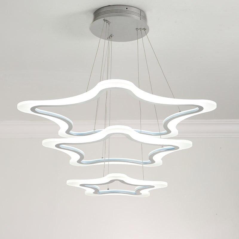 Moderne Led Anhnger Ring Licht Kche Esszimmer Wohnzimmer Hngen Seil Lampe Silber Gold Basis Hauptbeleuchtung Mit