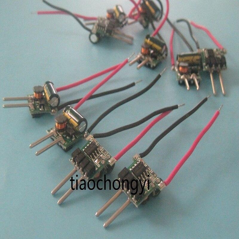 20pcs MR16 1-3x1W 4x1W 5x1W 1W 3W 4W 5W DC 12V LED Driver For MR16 Light Bulb Lamp