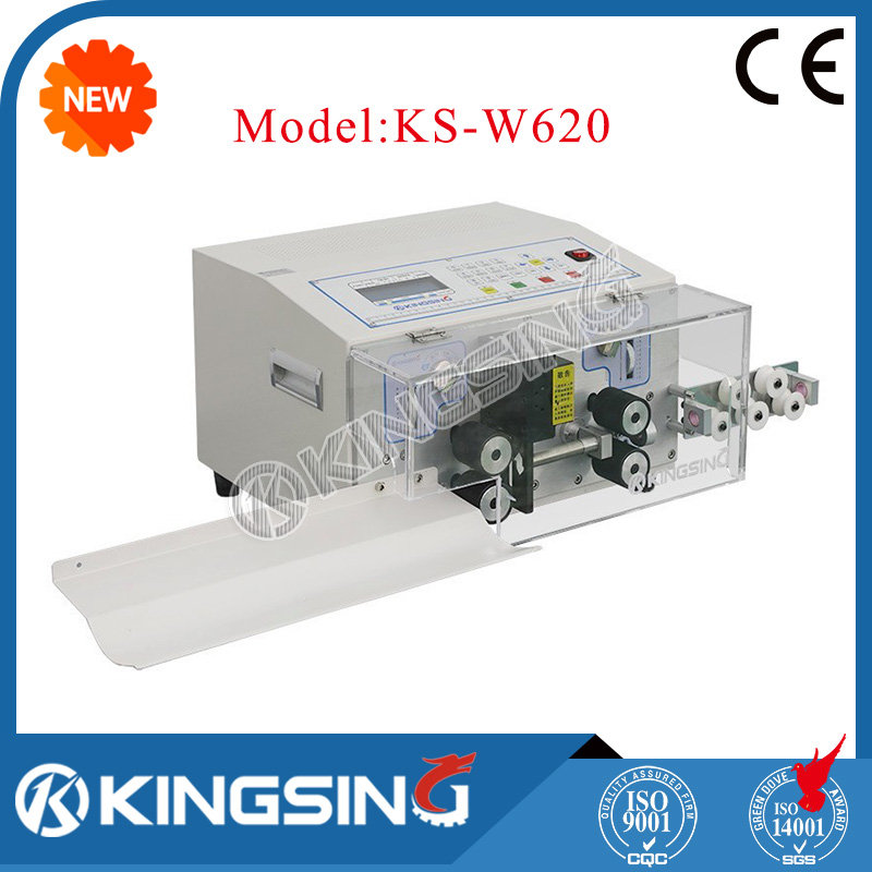 Ideal Automatic Wire Cable Cutting Stripping Machine For