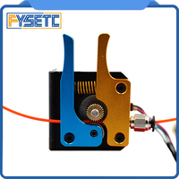 Remote Feed Extruder Full Metal Distal Extrusion Head Wire Feeding Machine Bowden Extruder For 1 75mm