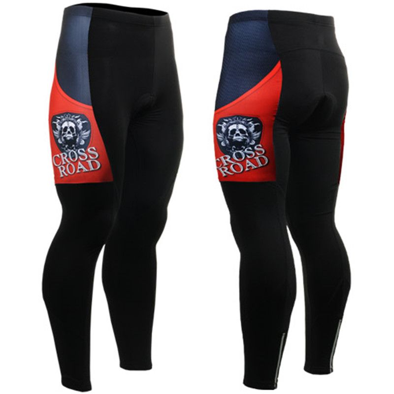 ФОТО New Arrivals Outdoor Sports Cycling Pants Men's Spring Summer Culotte Cycling Tights Bicycle Pants Pantalones Ciclismo Mujer
