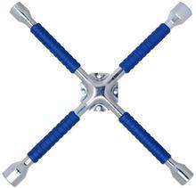 """MYSBIKER 16 """"uniwersalny Anti Slip krzyż klucz, Lug klucz"""