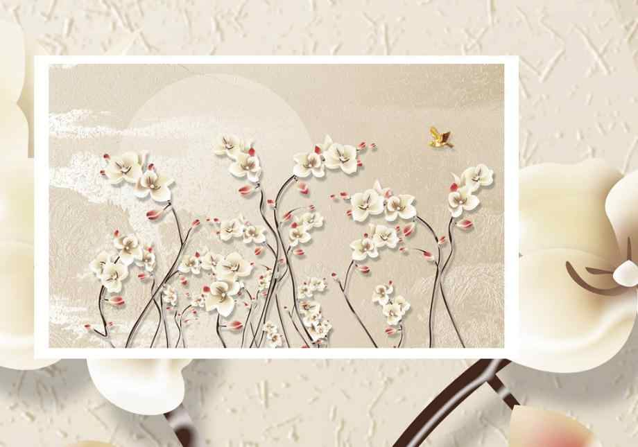 aesthetic desktop simple room modern study flower custom kitchen nordic walls living murals money tiles pvc related