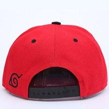 Naruto Outdoor Snapback Cap