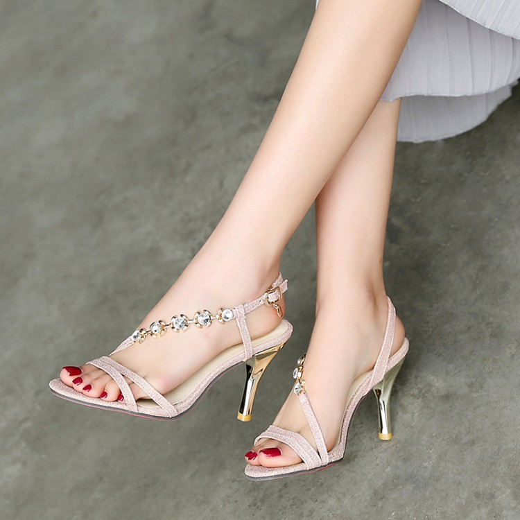 Big <font><b>Size</b></font> <font><b>11</b></font> 12 13 high heels sandals women <font><b>shoes</b></font> woman summer ladies <font><b>Sexy</b></font> open-toed sandals for women image